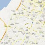 PP-121 Lahore Street Map, Gulshan e Ravi, Babu Sabu, Sanda, Cahuburji, Sabzazar Constituency