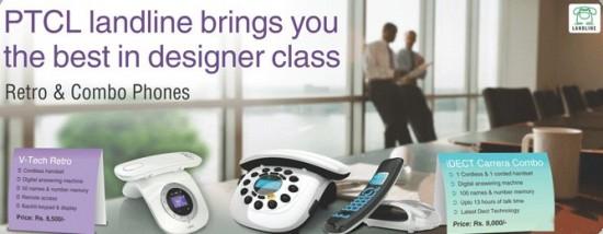 PTCL Designer Handset