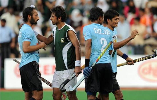 Pakistan India Azlan Shah Match