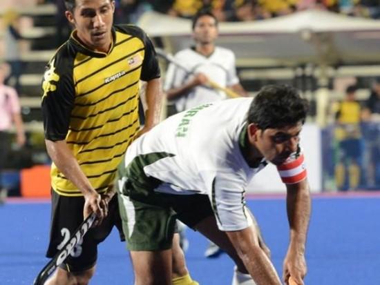 Pakistan Malaysia Azlan Shah Match