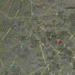 Satellite Street Map Lahore NA-120, PP139, PP-140
