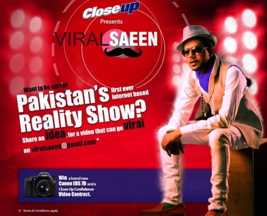Viral Saeen Close Up