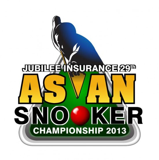 Asian Snooker Championship 2013