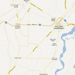 Detail Street Map NA 178 Muzaffar Garh
