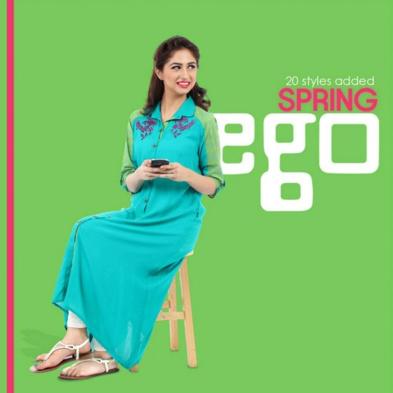EGO Spring Collection 13