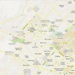 Faisalabad City NA-85 Detail Street Map