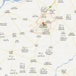 Faisalabad District Detail Street Map