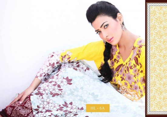 Hira Lari Summer Collection 12