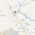 Map Gojar Khan Rawalpindi - NA 51
