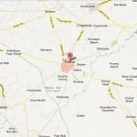 Map Pasrur, Chawinda District Sialkot