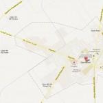 Map Samundari City District Faisalabad