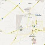 Muzaffargarh City Detail Street Map