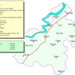NA-128 Lahore Constituency Map, Raiwind, Thokar Niaz Baiz, Bahria Town, Manga, Chung