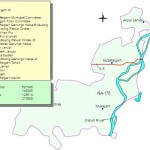 NA-178 Muzaffargarh Constituency Map