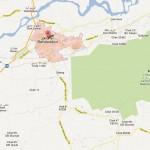 NA-185 Map Bahawalpur City, Cantt, Dera Bakha, Chak 32-BC
