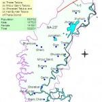 NA-237 Thatta Constituency Map - Thatta City, Bhambore, Keti Bundar, Gharo, Ghorabari, Mirpur Sakro