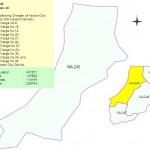 NA-245 Karachi Results, Maps, Candidates