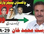 NA-29 Swat PPP Candidate Dost Muhammad Khan