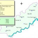 NA-78 Faisalabad Constituency Map - Tandlianwala, Mamoon Kanjan
