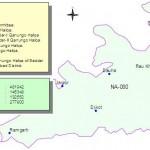 NA-80 Faisalabad Constituency Map - Dijkot