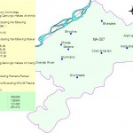 NA-87 Jhang Constituency Map - Bhawana, Khewa, Mochi wala