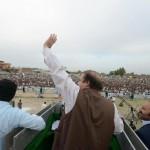 Nawaz Sharif (PML-N) Jalsa Jaranwala Faisalabad (Picture Gallery)
