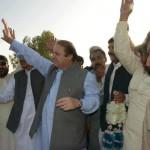 Nawaz Sharif (PMLN) Jalsa in Layyah 7