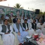 Nawaz Sharif (PMLN) Jalsa in Layyah 8