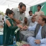 Nawaz Sharif PMLN Okara Jalsa 5