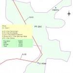 PK-64 D.I. Khan Constituency Map - Dera Ismail Khan City, Cantt