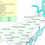 PK-68 D.I. Khan Constituency Map - Bhagwani, Chunda, Giloti, Tirgari, Kafir Kot, Kachhi