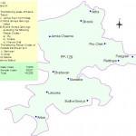 PP-129 Sialkot Constituency Map