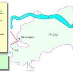 PP-272 Bahawalpur Consituency Map