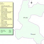 PP-55 Faisalabad Constituency Map - Khurianwala, Ramgarh