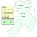 PP-59 Faisalabad Constituency Map