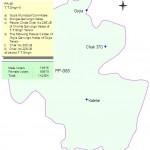 PP-85 Toba Tek Singh Constituency Map - Gojra, Kaleke, Chak 370