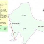 PP-95 Gujranwala Constituency Map - Cant, Bhatti Bhangu, Aroop