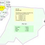 PS 101 Karachi Constituency Map