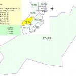 PS 103 Karachi Constituency Map