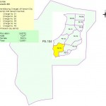 PS 104 Karachi Constituency Map