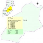 PS 105 Karachi Constituency Map