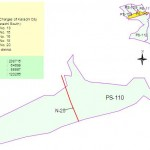 PS 110 Karachi Constituency Map