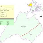 PS-116 Karachi Constituency Map