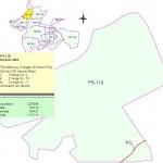 PS-118 Karachi Constituency Map