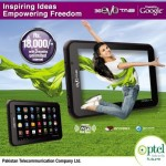PTCL 3G EVO Tab New Specs and Price