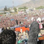 PTI - Imran Khan Jalsa Mongora Swat another view