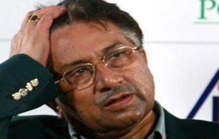 Pervaiz Musharraf out of election race