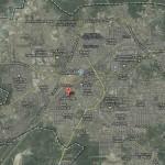 Rahim Yar Khan city Satellite map - Jugno Chowk