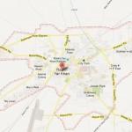 Rahim Yar Khan city map