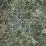 Satellite Map Gujar Khan City Rawalpindi - NA 51